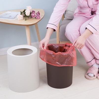 다용도쓰레기통 가정용휴지통 인테리어휴지통 원형