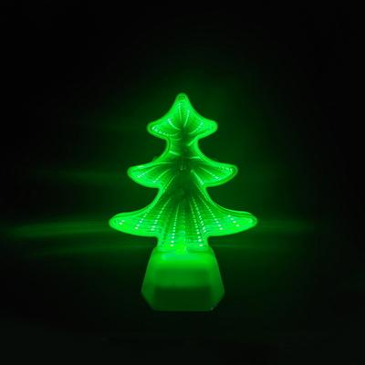 인테리어소품 크리스마스 장식등 LED 무한 미러 조명