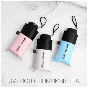 UV 자외선차단 초경량 5단 미니 양산n우산