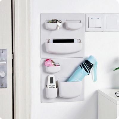 사무용품 주방용품 책상정리 수납함 정리함 네일프리 셀프DIY선반