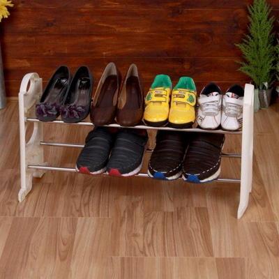 신발정리대 2단