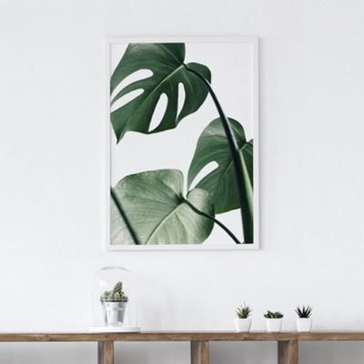 트리플리프 보테니컬 그림 인테리어 액자 50x70 포스터 + 알루미늄액자