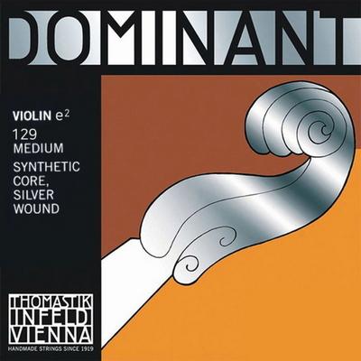 Dominant 도미넌트 바이올린현 E현 Violin Chrome Steel String