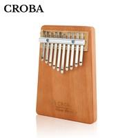 크로바 어린이 칼림바 튜너기 10키 플레이트 CK-350P