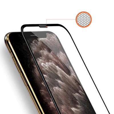 DUST PROOF 풀커버 아이폰11Pro 강화유리