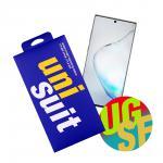 갤럭시노트 10 플러스 UV 강화유리 1매+후면 서피스 슈트 1매(UT190840)
