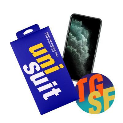 아이폰11 프로 2.5D 풀점착 강화유리 1매+후면 서피스 슈트 1매(UT190931)