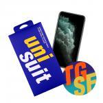 아이폰11 프로 3D 풀점착 강화유리 1매+후면 서피스 슈트 1매(UT190932)