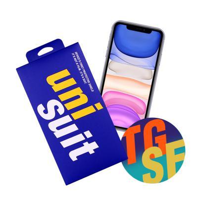 아이폰11 2.5D 풀점착 강화유리 1매+후면 서피스 슈트 1매(UT190937)