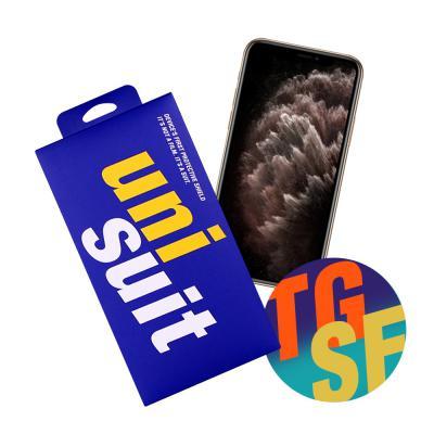 아이폰11 프로 맥스 2.5D 풀점착 강화유리 1매+후면 서피스 슈트 1매(UT190943)