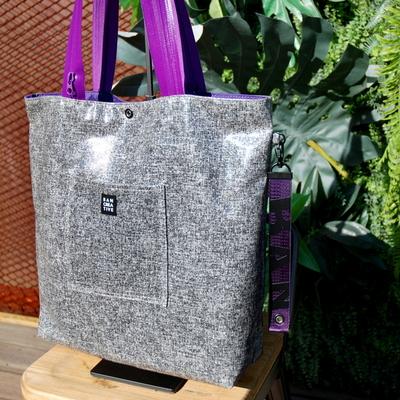 에코백 (L) gray