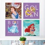 DIY 디즈니 프린세스 그리기 시리즈 아이러브페인팅