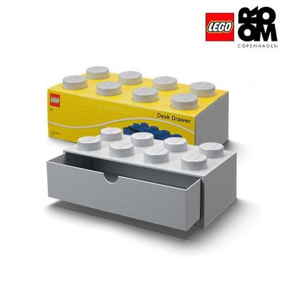 [레고스토리지]레고 미니8구서랍형-그레이