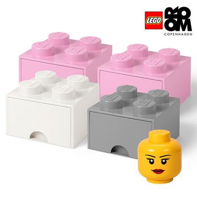 [레고스토리지] 레고 정품 4구 세트 여아