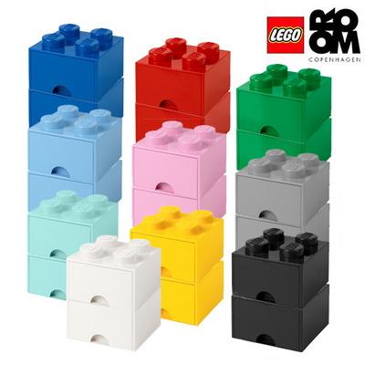 [레고스토리지]레고서랍형4구 2개세트 모음