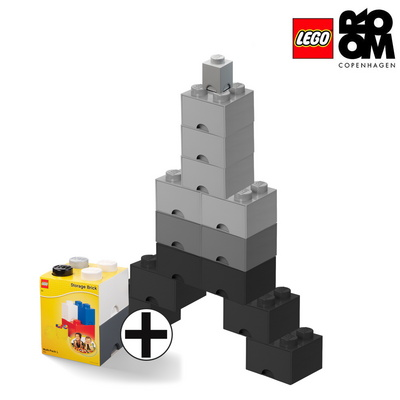 레고스토리지 레고서랍형 에펠탑세트(멀티팩4종추가구성)