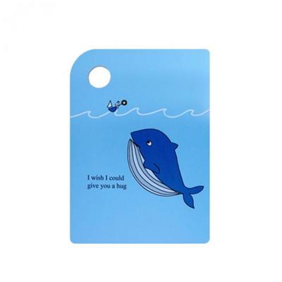 캐슬 셀프인테리어 나무도마 소 고래