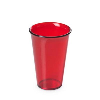 해피드링크 컵 물컵 대 레드