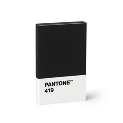 팬톤 카드 명함케이스 블랙419