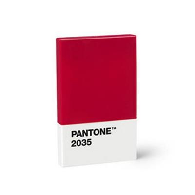 팬톤 카드 명함케이스 레드2035