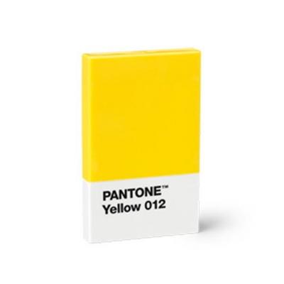 팬톤 카드 명함케이스 옐로우012