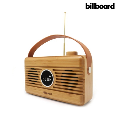 빌보드 휴대용 FM라디오 블루투스 스피커 B305R