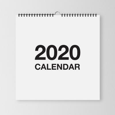 데이앤코 2020년 달력