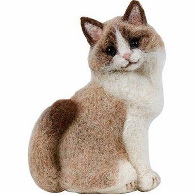 하마나카 랙돌 고양이 DIY KIT