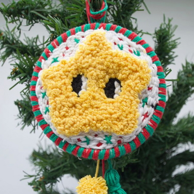 작은별 크리스마스 펀치니들 키트