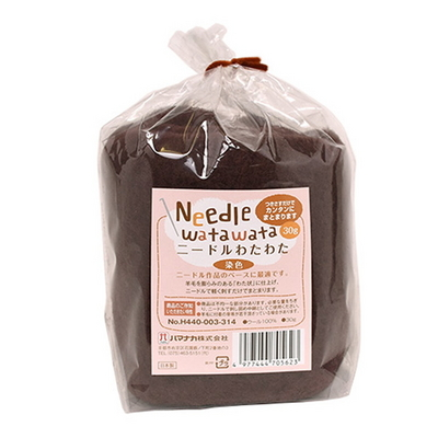 하마나카 니들 와타와타 초콜렛 30g