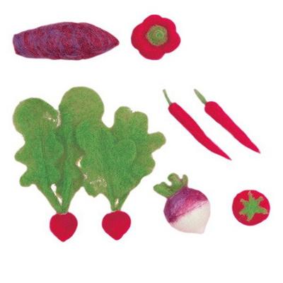 하마나카 니들펠트 아크레루 빨간채소 DIY KIT