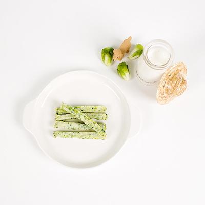 제주 유기농 브로콜리 우유껌 50g