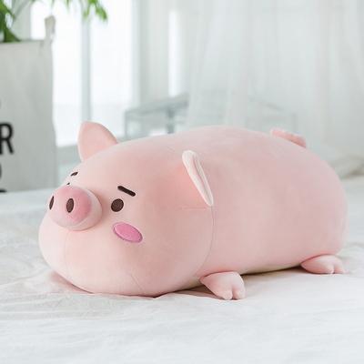 모찌 돼지인형 애착인형 안고자는 돼지쿠션