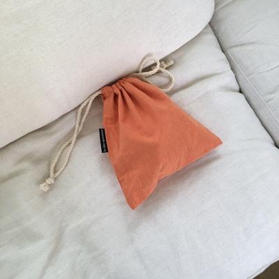 올웨이즈 오렌지 파우치(Always orange pouch)