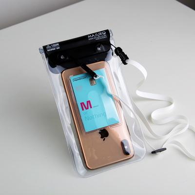 아이폰XR 아이폰MAX 갤럭시S10E 갤럭시노트9 스마트폰 방수팩 카드수납형