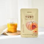 100프로 리얼펌킨[오르지오] 유기농 호박즙 100% 리얼펌킨 1박스 (21포)