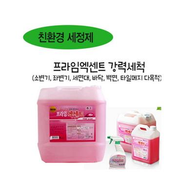 다목적 세정제 엑센트18.75 바닥세척제 강력세척제 프라임엑센트 1말