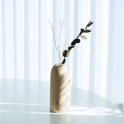 우드소품 미니화병 인테리어꽃병