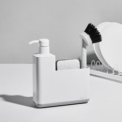 싱크대 세제통 디자인 주방 욕실 정리 수납 세제 디스펜서