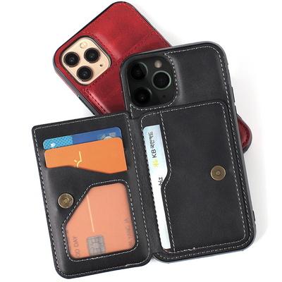 아이폰11pro 매그 자석거치대용 카드범퍼 케이스