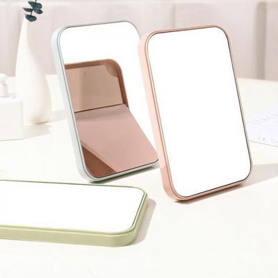 비진 폴더블 스탠딩 미용 탁상 거울