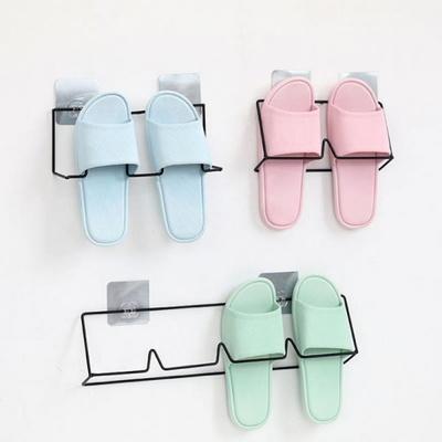 비진 스틸 슬리퍼 실내화 신발걸이 신발정리 A형 싱글