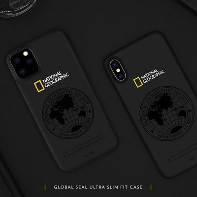 내셔널지오그래픽 글로벌 씰 울트라 슬림핏 케이스