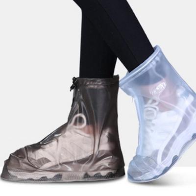 폭우대비 신발방수커버 장마 우산 레인슈즈부츠
