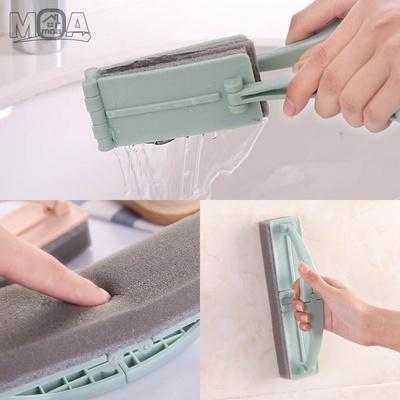 일본 히트 변신되는 와이드 세면대 욕조청소 브러쉬
