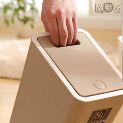 원터치컬러다용도휴지통 위생적인쓰레기통 분리수거함