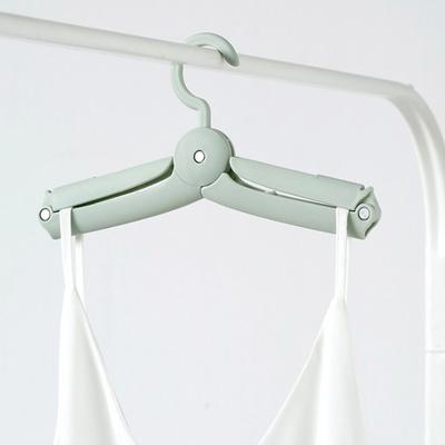 접었다폈다 접이식 간편 폴딩옷걸이 여행용옷걸이