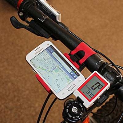 자전거 핸들 거치대 자전거스마트폰거치대 자전거용품