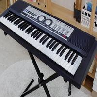 61키 키보드건반 블루 전자피아노 피아노 무료배송