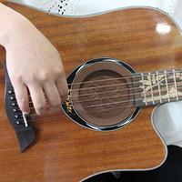 사운드홀커버 하울링방지 사운드홀 기타악세사리